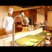 ★朝食バイキングレストラン「ラ・メール」 料理の例1