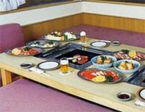 焼き肉レストラン(楓の間)