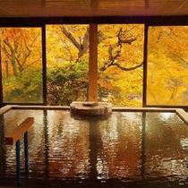 ◆秋・女性大浴場