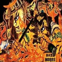 青森・ねぶた祭