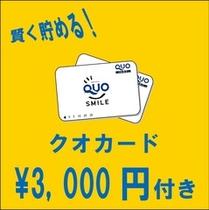 クオ3000円プラン