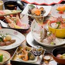 板長厳選会席 [ 松 ]  ※季節により料理の内容は変更になります