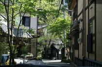 黒川温泉街