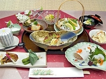 〔Intelligent Style 〕Japanese food