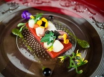 Intelligent Style Dinner:Western dishes