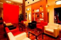 ホテルサンダーソン ロビー2