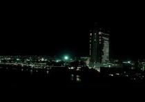 ホテルからの景観(夜)