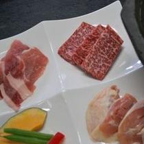 【肉三昧】 *海鮮よりもお肉が好き!