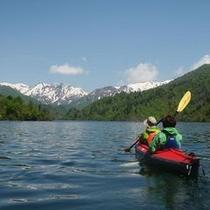 【アクティビティ】まるで湖面を散歩しているかの様。この絶景を是非ご自分の目でご覧ください。