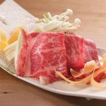 【上州牛】 *お肉の甘みともちもち感が特徴です。ぜひご賞味ください