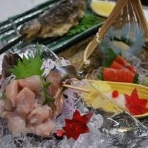 【川魚三昧】 *清流育ちの岩魚、群馬のブランド鱒ギンヒカリ、泥みの無い鯉ゆきうお。