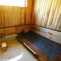 貸切風呂(ひのき)