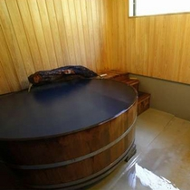 貸切風呂(梅樽)