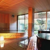 白寿の湯 男女入れ替え 内風呂です。