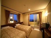 ツインベッドルーム一例