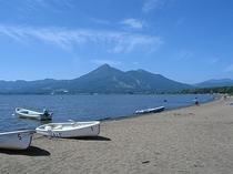 ◆猪苗代湖・磐梯山◆お車で約30分です