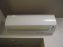 ◆個別空調◆全室に完備しております