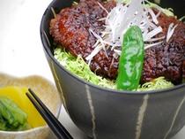 ◆ソースかつ丼◆花々亭リピート率No.1の人気メニュー