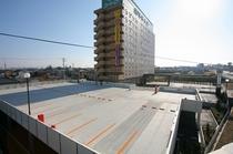 ◆無料駐車場◆1階は高さ制限2.1M