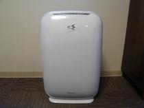 ◆加湿空気清浄機◆全室に完備しております