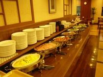 ◆バイキング朝食無料サービス◆6:45〜9:00までご案内