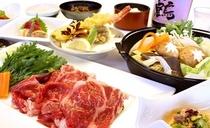 【夕食】上州牛すき焼きプラン