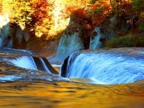 【周辺観光】吹割の滝