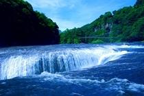 【周辺施設】吹割の滝