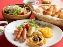 イル・キャンティ(朝食)