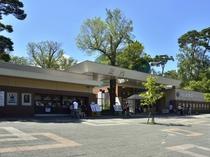円山動物園(車で約20分)