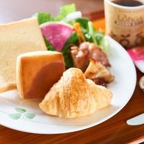健康朝食(オリジナルパン)