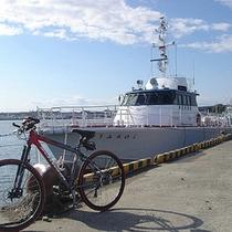 ◇ポートアイランド巡視艇