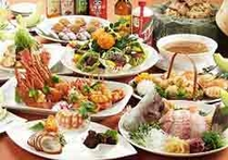 本格的な中華料理