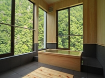 お風呂付 客室