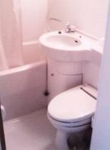 室内バストイレ1