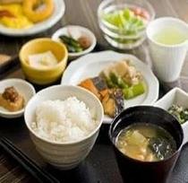 ◆朝食《和食一例》