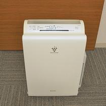 ◆加湿器付空気清浄機(全室完備)