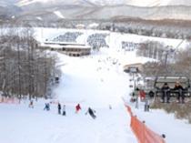 周辺観光地【猪苗代】箕輪スキー場