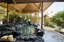 露天岩風呂2