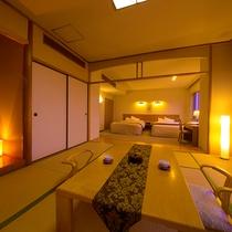 ◆最上階和洋室◆