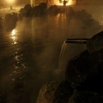 ◇露天風呂◇ 【夜】