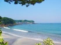 今井浜海岸 海水浴場