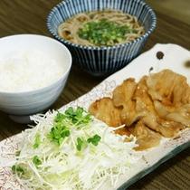 千石(生姜焼き)