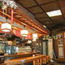 山の中のお寿司屋さん「菊寿司」