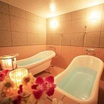 【風呂】貸切風呂クラシックバス(有料)