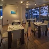 """【COVO di MARE】""""海の隠れ家""""の意味を持つレストラン"""