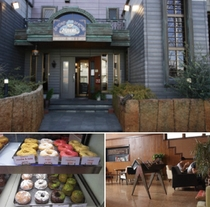 [周辺飲食店] CAFE ZARAME(ザラメ)