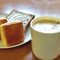 朝食【イメージ】・無料サービス