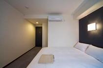 コンフォートDXセパレート・Wベッド・701号室