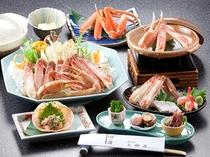 カニすき鍋会席☆